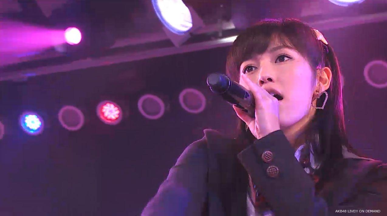 渡辺麻友ツインテール two years later チームB公演 20140905 (22)