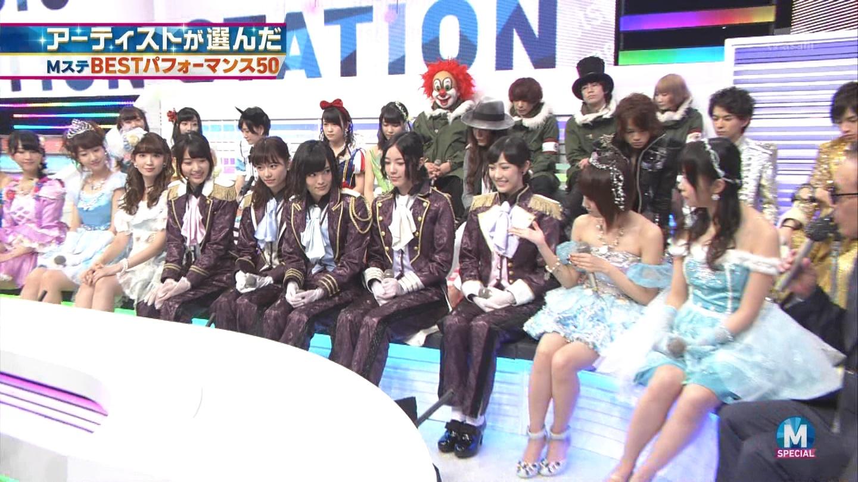 宮脇咲良 AKB48ミュージックステーション Mステ20140926 (16)