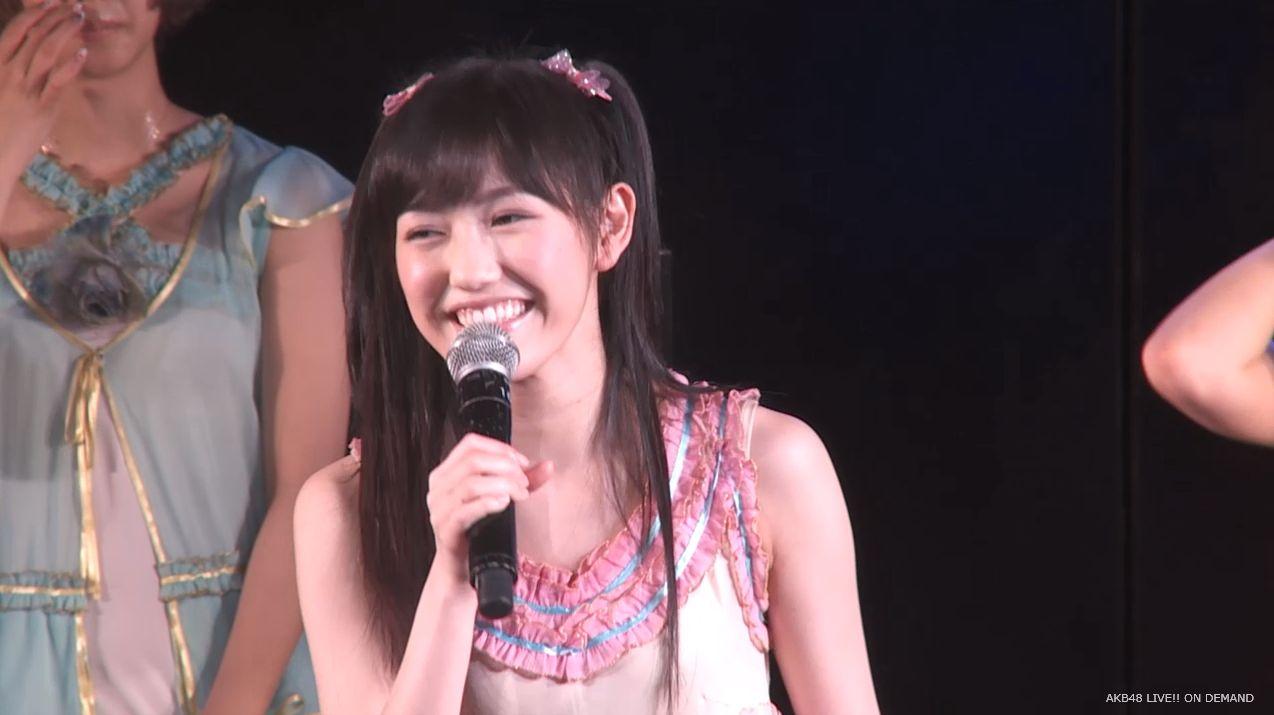 渡辺麻友ツインテール チームB公演 20140905 (54)