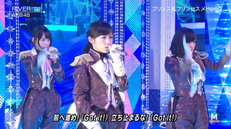 宮脇咲良 AKB48ミュージックステーション Mステ20140926 (48)