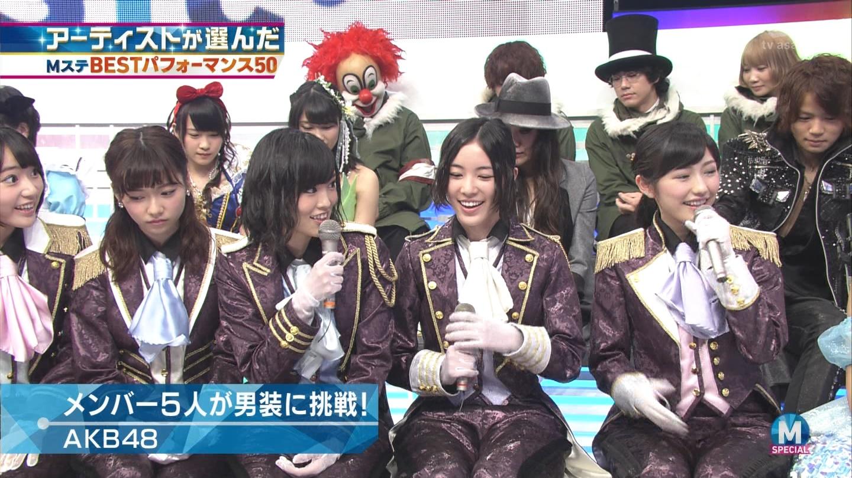 宮脇咲良 AKB48ミュージックステーション Mステ20140926 (28)
