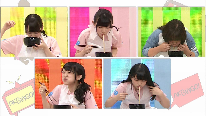 向井地美音 AKBINGO!「センターどぼん」 20140924 (20)