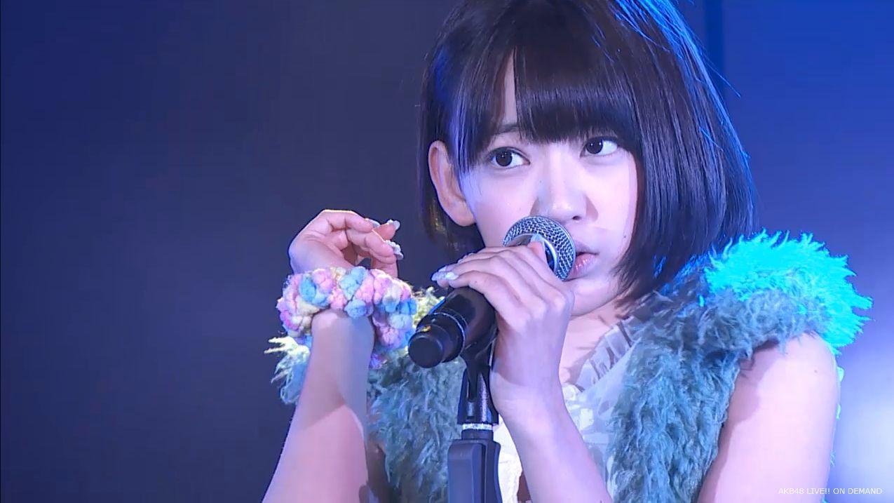 宮脇咲良 ハート型ウィルス AKB48チームA公演20140910 (40)