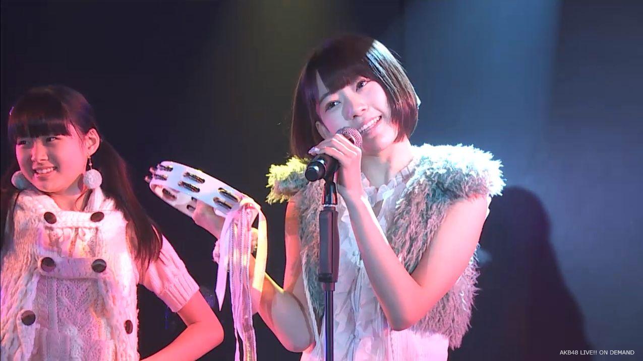 宮脇咲良 ハート型ウィルス AKB48チームA公演20140910 (17)