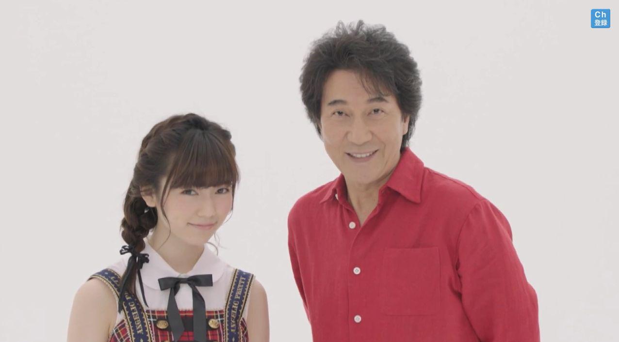 AKB48島崎遥香 マルちゃん正麺 塩味CM (13)