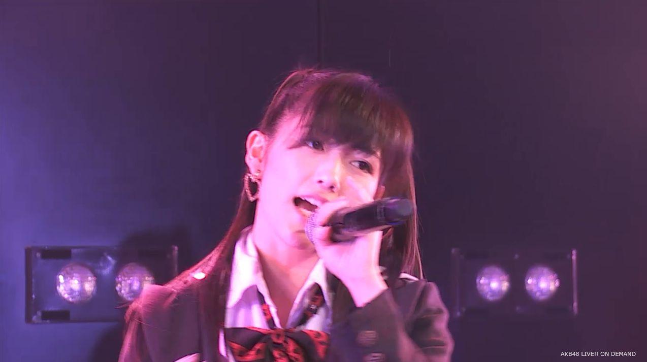 渡辺麻友ツインテール two years later チームB公演 20140905 (16)