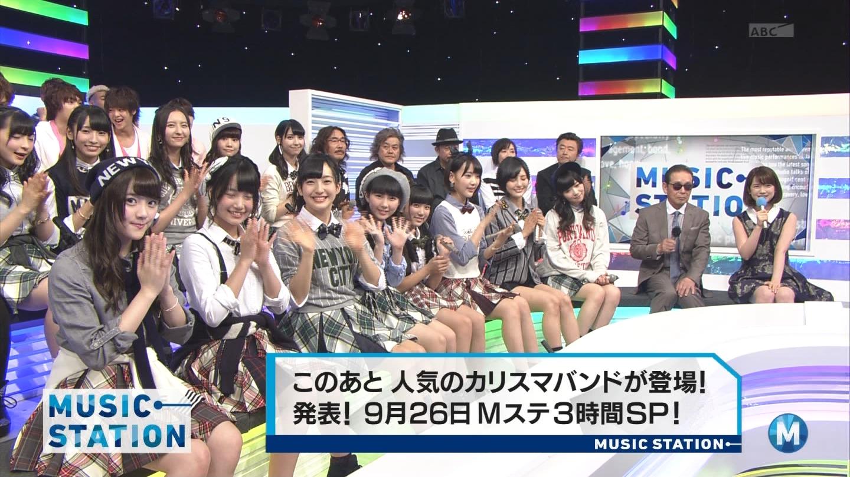 宮脇咲良 ミュージックステーション 控えめI love you 20140905 (74)