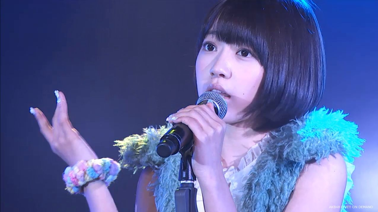 宮脇咲良 ハート型ウィルス AKB48チームA公演20140910 (41)