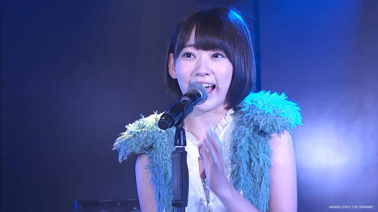 宮脇咲良 ハート型ウィルス AKB48チームA公演20140910 (39)