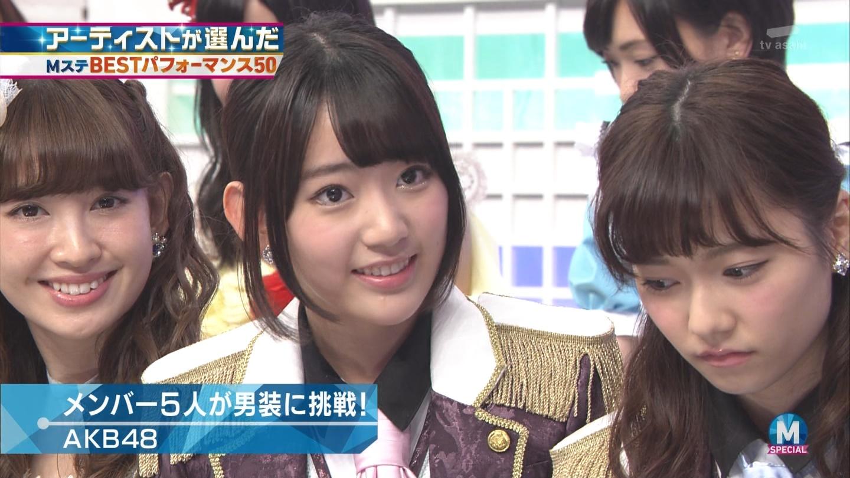 宮脇咲良 AKB48ミュージックステーション Mステ20140926 (26)