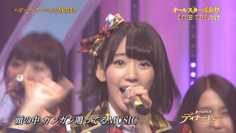 宮脇咲良 AKB48 希望的リフレイン オールスター感謝祭2014 (5)