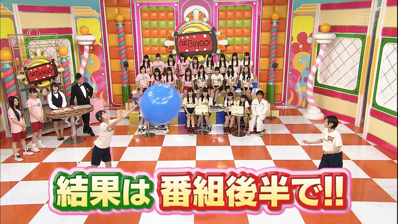 宮脇咲良 AKBINGO エヴァ走り20141029 (41)