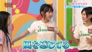 宮脇咲良 AKBINGO エヴァ走り20141029 (35)
