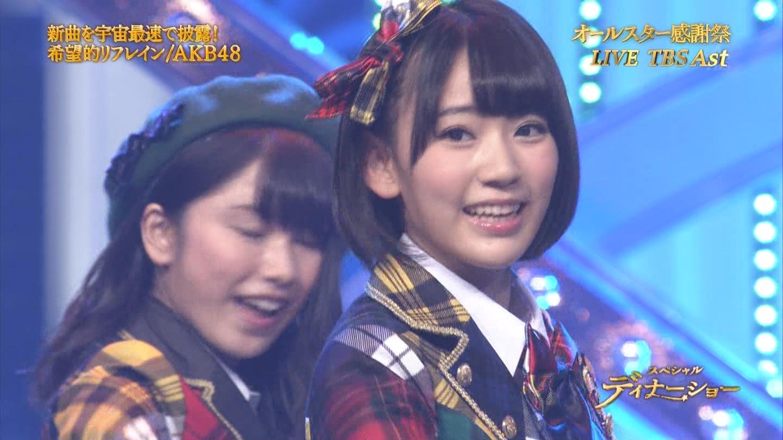宮脇咲良 AKB48 希望的リフレイン オールスター感謝祭2014 (36)