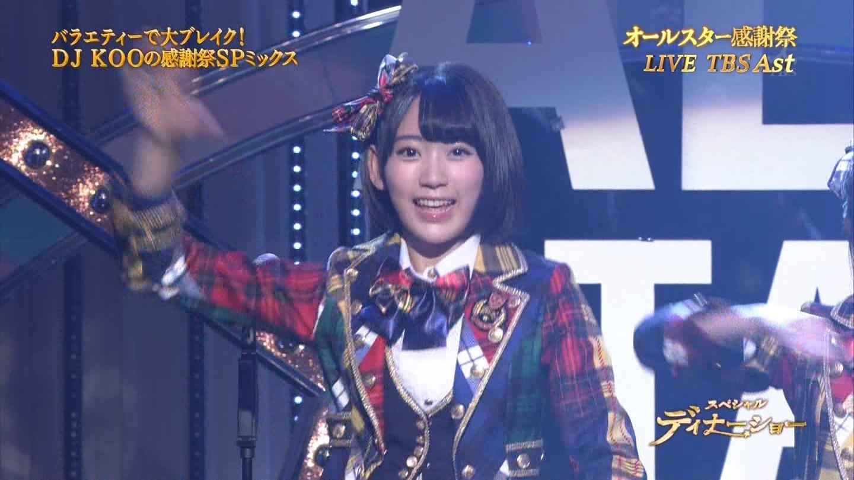 宮脇咲良 AKB48 希望的リフレイン オールスター感謝祭2014 (1)