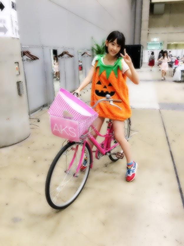 宮脇咲良ハロウィン10