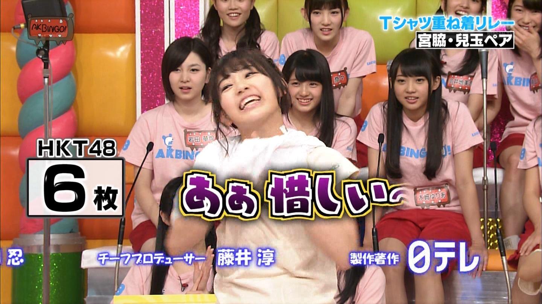 宮脇咲良 AKBINGO エヴァ走り20141029 (63)