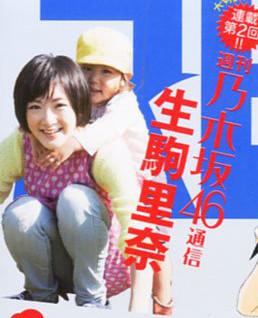ビッグコミック スピリッツNo.48 生駒里奈  (1)