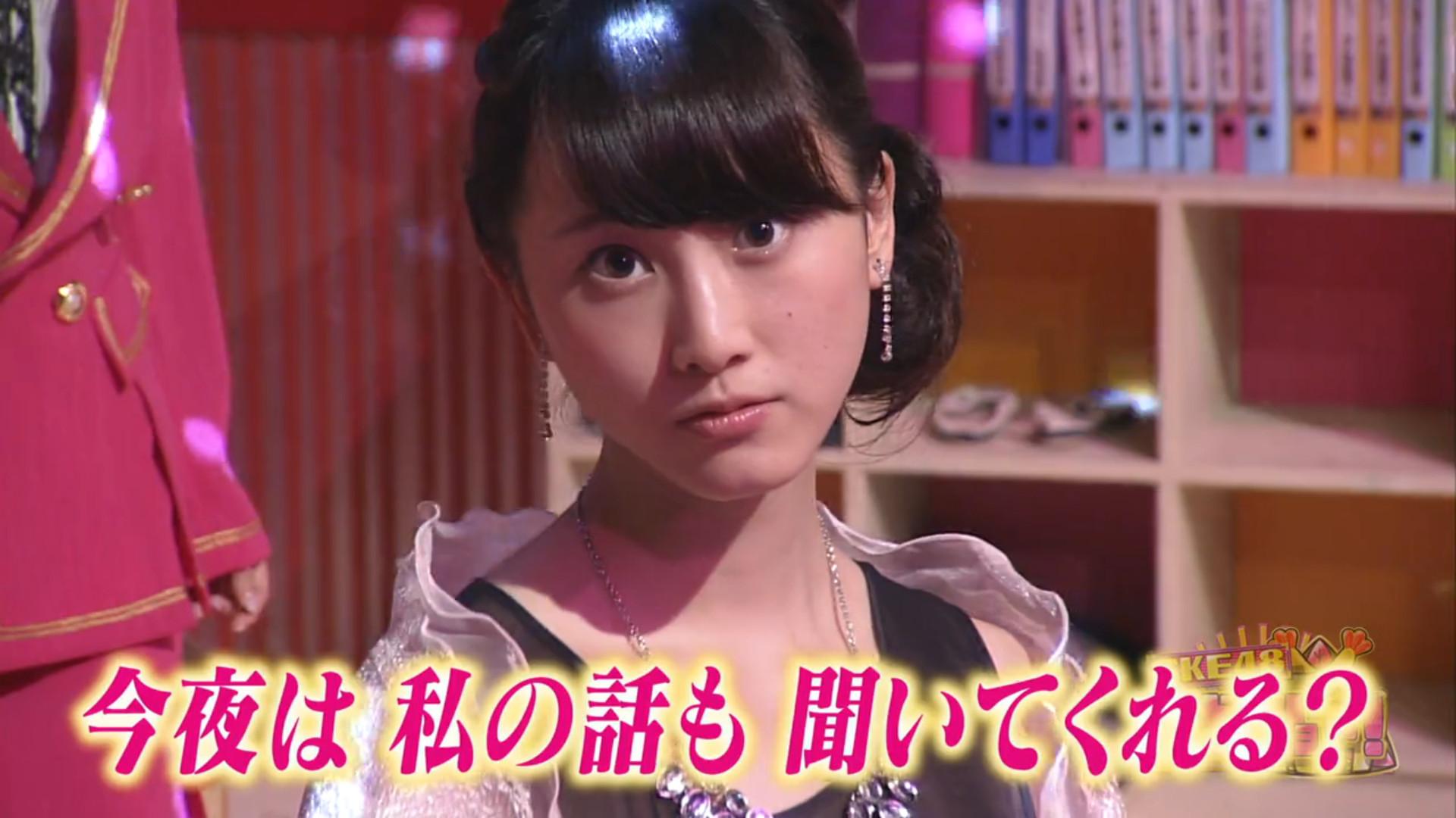 松井玲奈 SKE48エビショー Hulu (1)
