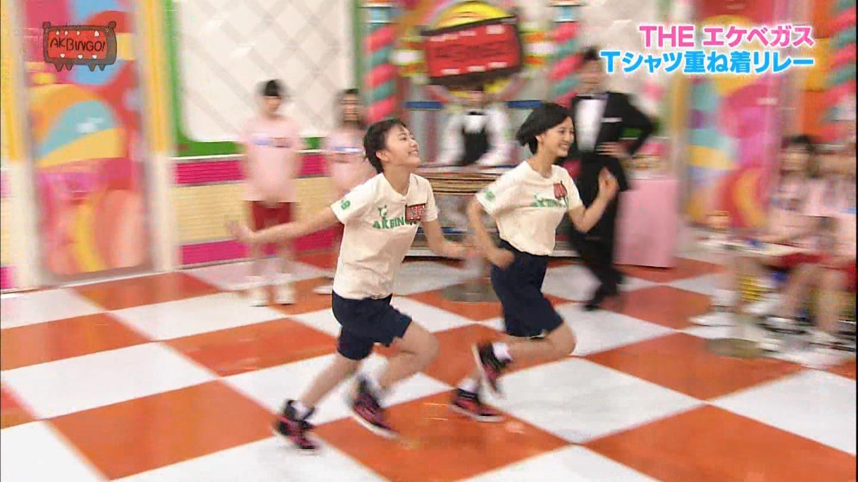 宮脇咲良 AKBINGO エヴァ走り20141029 (23)