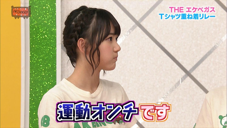宮脇咲良 AKBINGO エヴァ走り20141029 (18)