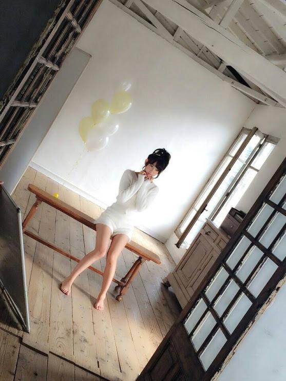 FLASH 宮脇咲良 オフショット 2 (1)