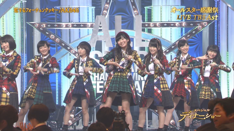 宮脇咲良 AKB48 希望的リフレイン オールスター感謝祭2014 (8)