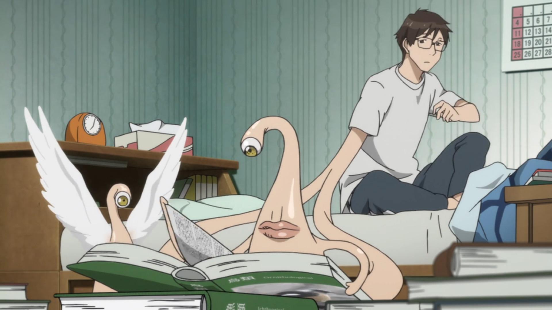 アニメ 寄生獣   (11)