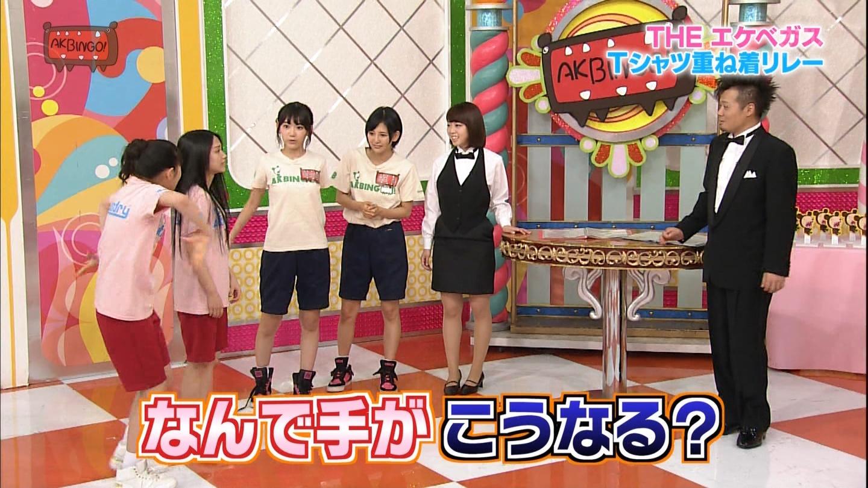 宮脇咲良 AKBINGO エヴァ走り20141029 (33)