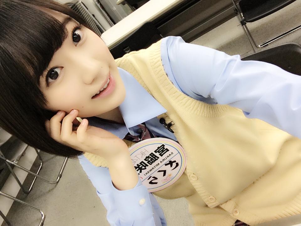 宮脇咲良 google+ (7)