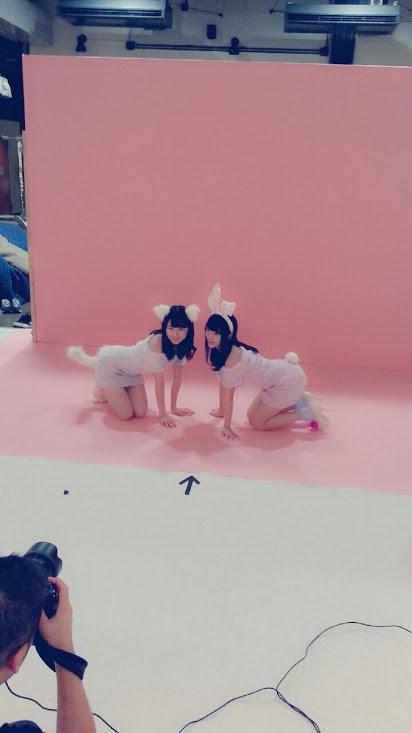 FLASHスペシャル 向井地美音&川本紗矢 (2)