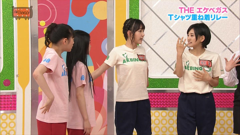 宮脇咲良 AKBINGO エヴァ走り20141029 (34)