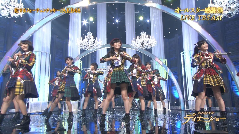 宮脇咲良 AKB48 希望的リフレイン オールスター感謝祭2014 (9)