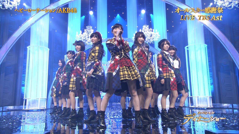 宮脇咲良 AKB48 希望的リフレイン オールスター感謝祭2014 (7)