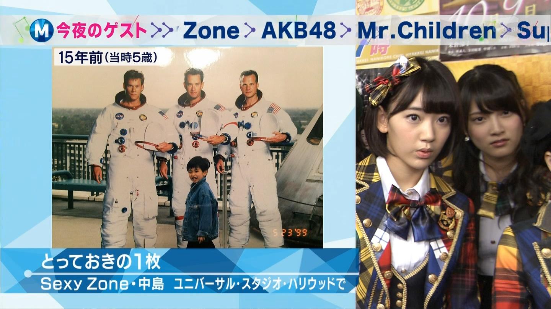宮脇咲良 Mステ AKB48希望的リフレイン20141121 (4)