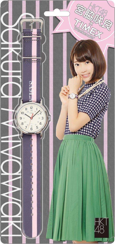 HKT48 宮脇咲良モデル ver タイメックス SA9LA T2N654-02_