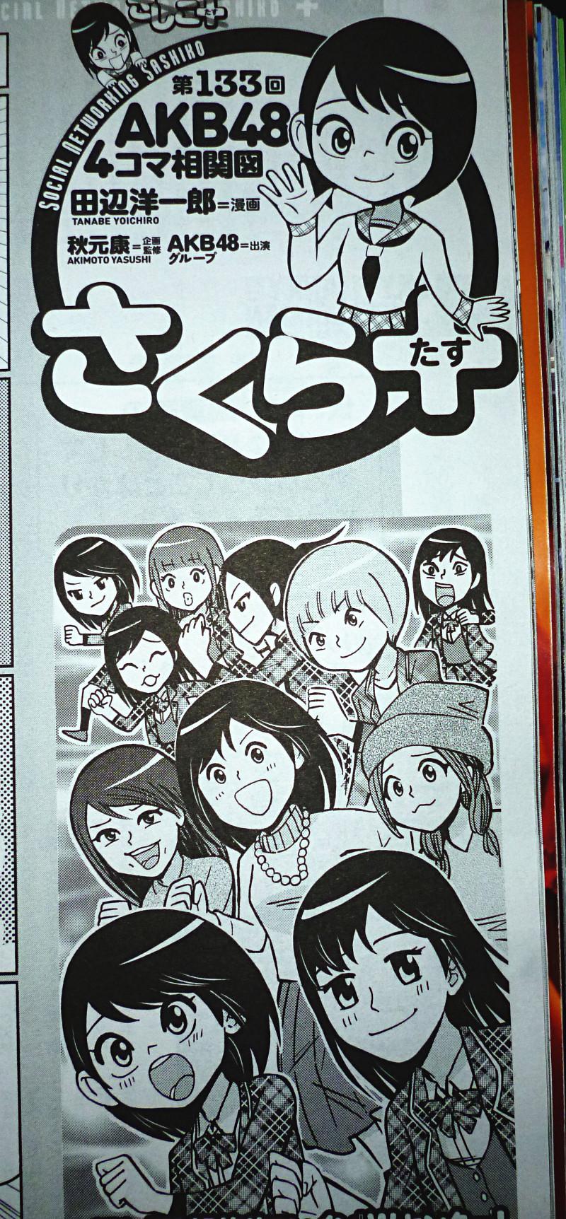 宮脇咲良 渡辺麻友 週プレ49  (7)