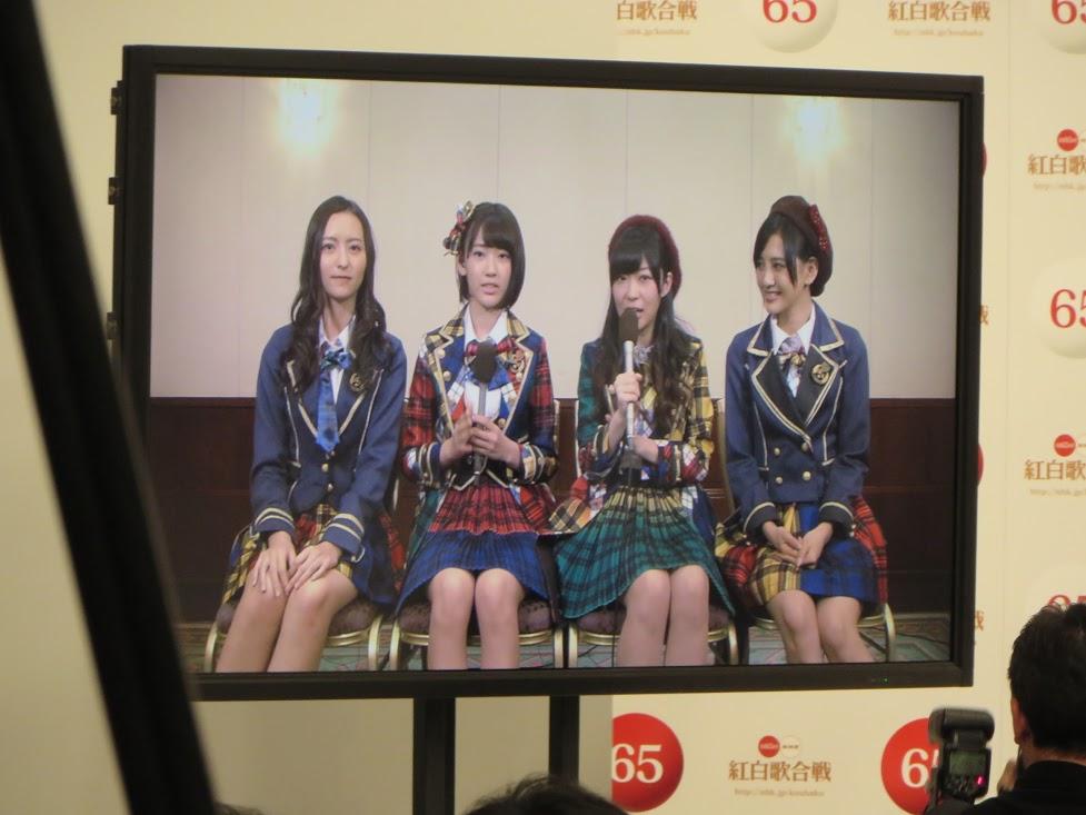 HKT48 紅白出場決定 (1)