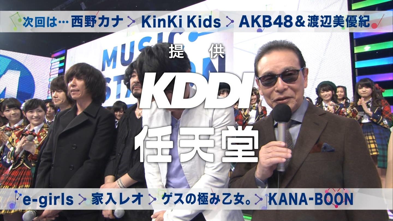 宮脇咲良 Mステ AKB48希望的リフレイン20141121  (112)