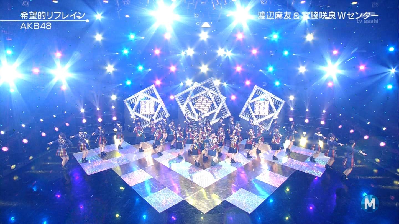 宮脇咲良 Mステ AKB48希望的リフレイン20141121 (88)