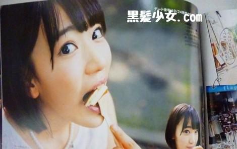 宮脇咲良 サムライELO 10月号  (3)