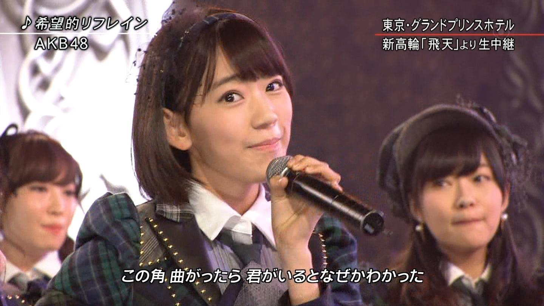 宮脇咲良 FNS歌謡祭20141203 (18)