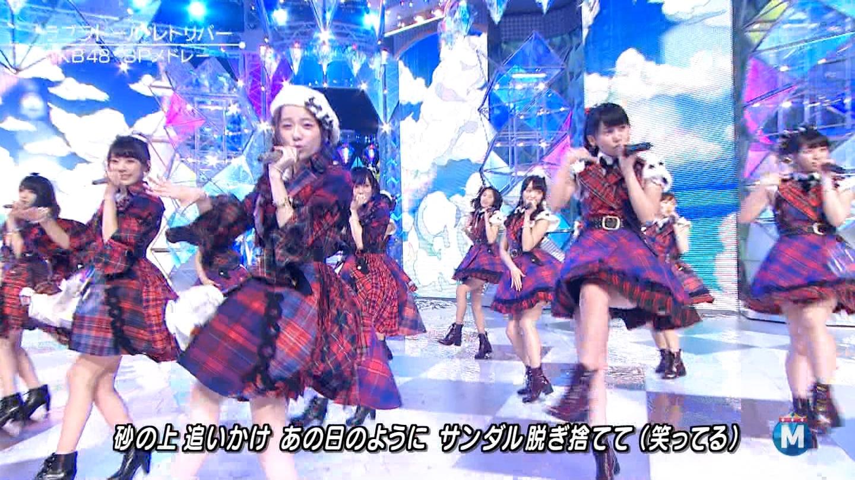 宮脇咲良 ミュージックステーションSP 20141226   (33)
