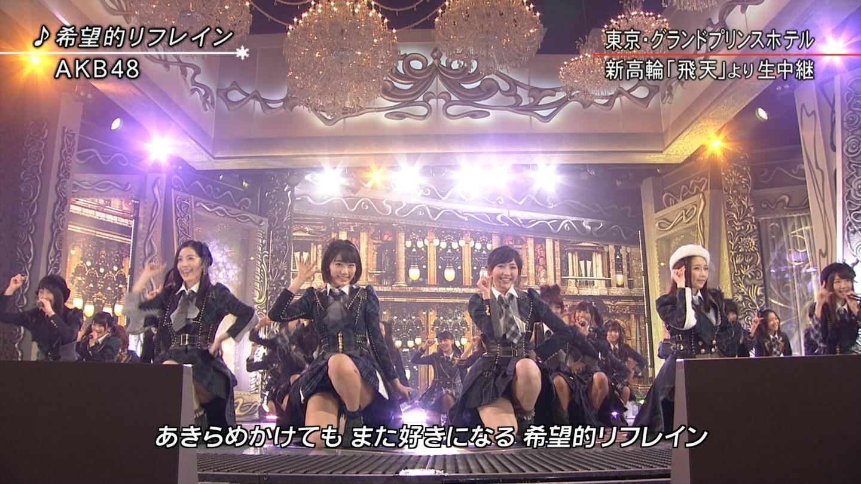 宮脇咲良 FNS歌謡祭20141203 (22)