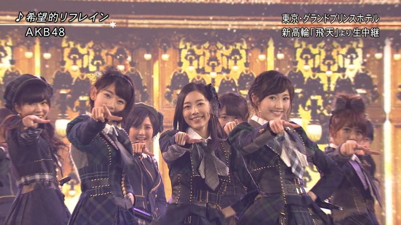 宮脇咲良 FNS歌謡祭20141203 (44)