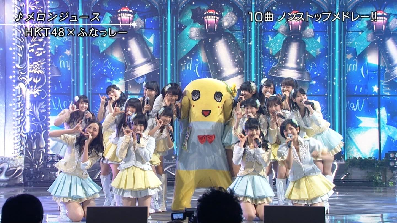 宮脇咲良 FNS歌謡祭20141203 (14)