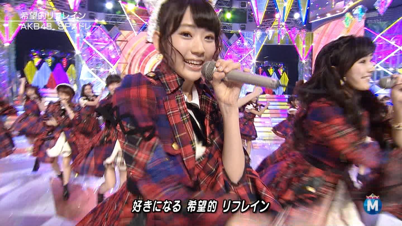 宮脇咲良 ミュージックステーションSP 20141226 (30)