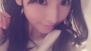 HKT48栗原紗英 週刊プレイボーイと ヤングガンガンの撮影