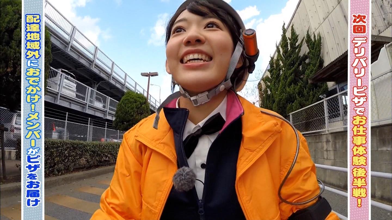 宮脇咲良 HKT48おでかけ ピザ 20141211 (66)