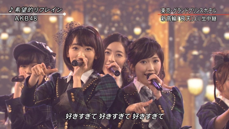 宮脇咲良 FNS歌謡祭20141203 (28)